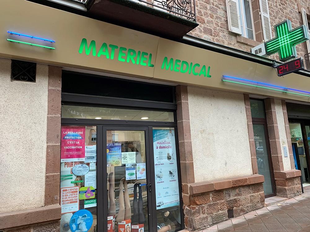 Votre pharmacie à Marcillac-Vallon | Pharmacie Monestier