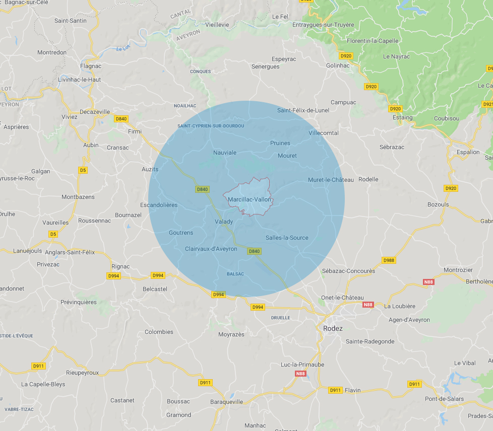 Homéopathie à Marcillac-Vallon | Pharmacie Monestier